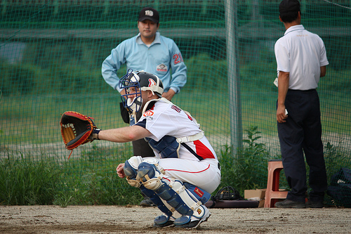 Interview – Foreigner Playing Ball in Korea – Brett VanHoose