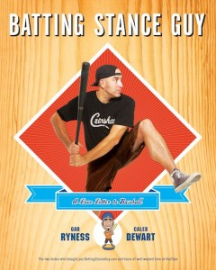 Book Review – Batting Stance Guy: A Love Letter to Baseball