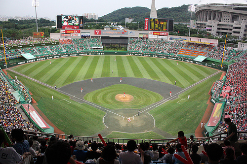 Incheon – SK Wyverns and Munhak Baseball Stadium