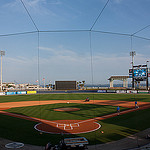 Visit to Pensacola Bayfront Stadium and the Blue Wahoos